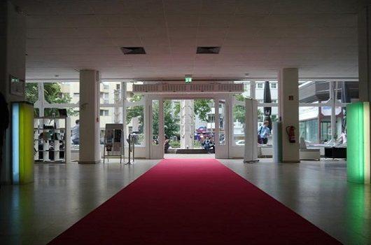 Wir können auch red carpet