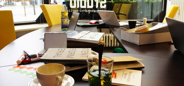 Study table: a curatorial experiment