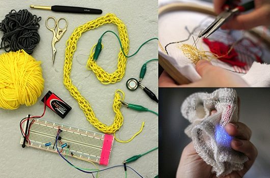 Noisy Crochet Workshop with eCrafts Collective