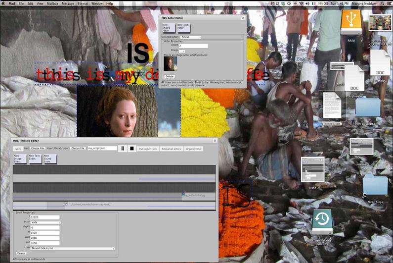 Martine Neddam_My Desktop Life_interface 2