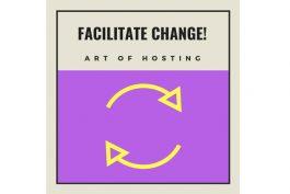 FACILITATE CHANGE #6: Participatory Leadership – Art of Hosting