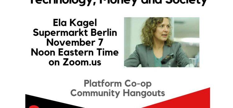 Platform Coop Community Hangouts
