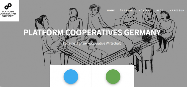 We have founded Platform Cooperatives Germany eG!
