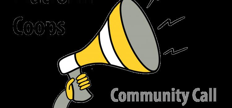 Platform Coops Community Call